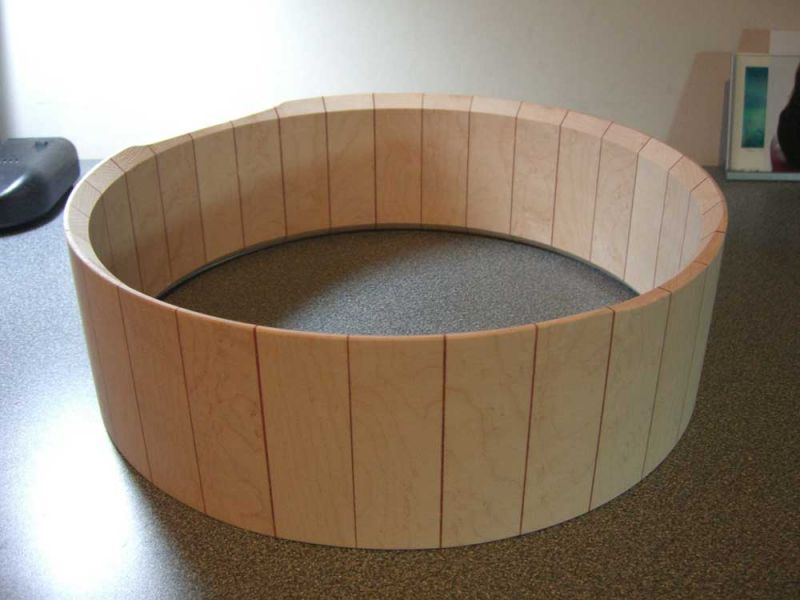 greg 39 s first attempt at drum building how to build a custom drum set. Black Bedroom Furniture Sets. Home Design Ideas