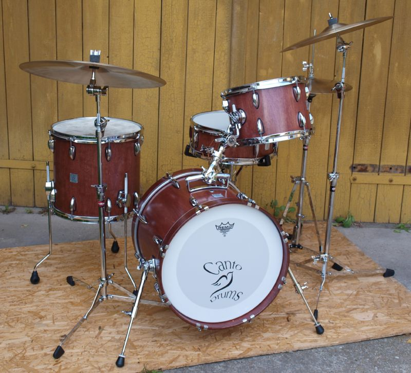 """Featured image for """"Bart's First Custom Drum Set Build"""""""