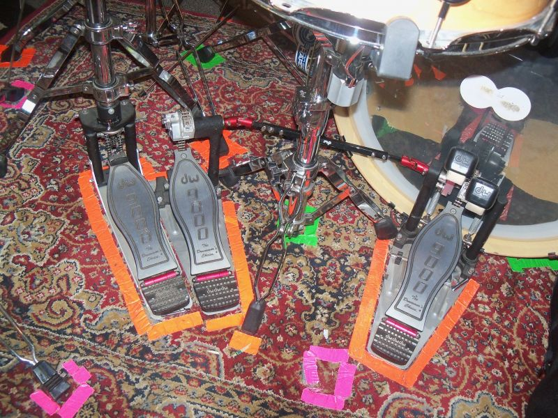 """Featured image for """"Ed Francis on The Importance of """"Spiking"""" Your Drum Kit Set-Up"""""""