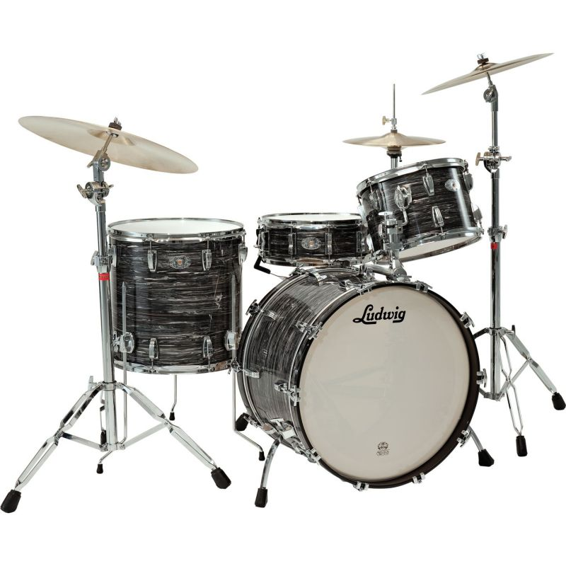 Ludwig Drum Company Innovation That Paved The Way For All Custom