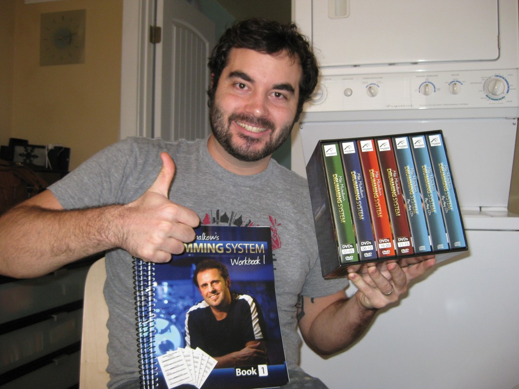 If I wasn't holding the DVD's I would give this 2 thumbs up!