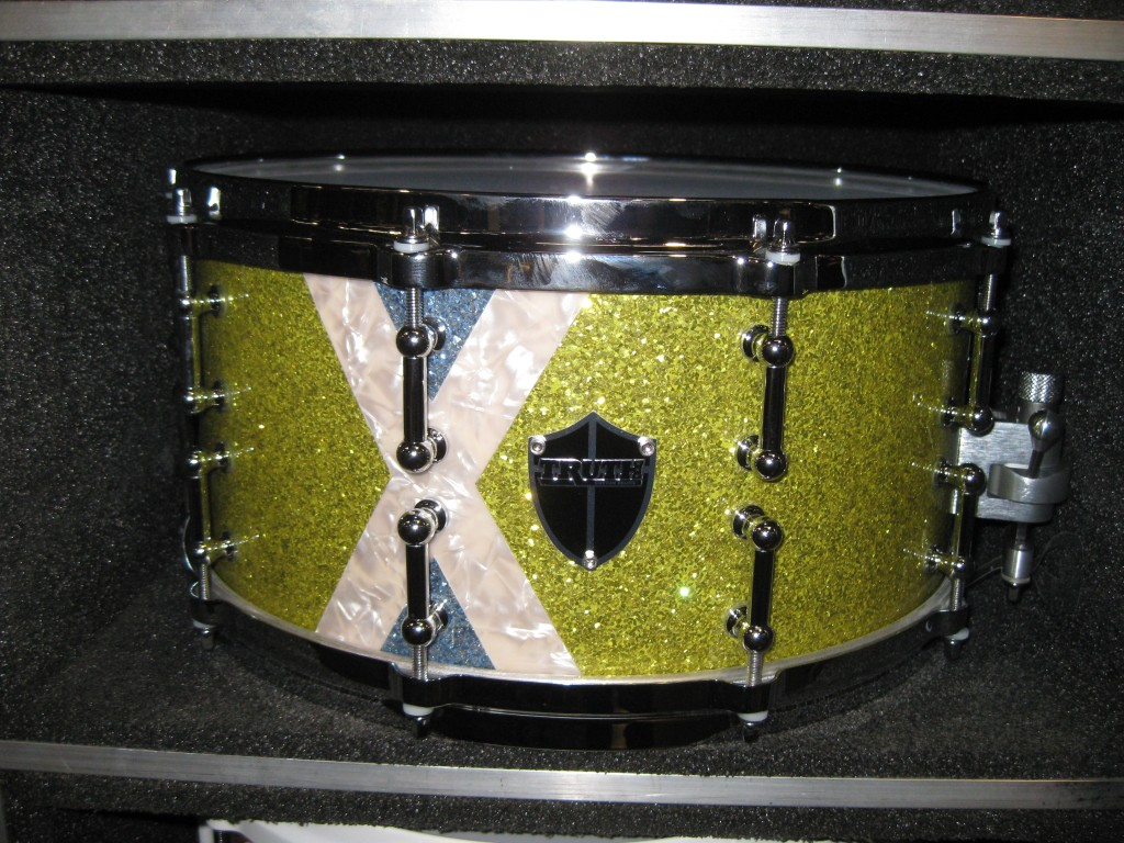 X-Wrapped Snare Drum