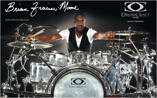 """Featured image for """"Brian Frasier-Moore Playing with Madonna at the Super Bowl!"""""""