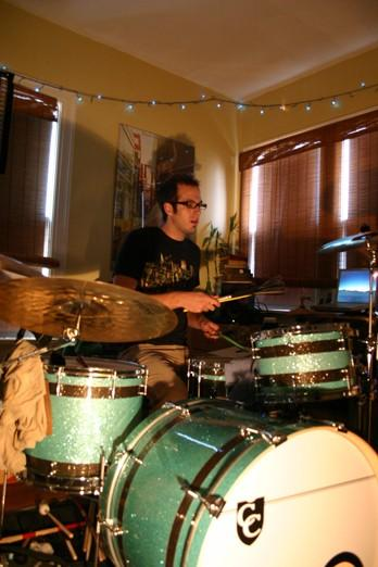"""Featured image for """"Pro Drummer Tips: Dustin Ragland on Experimental Drum Sounds"""""""