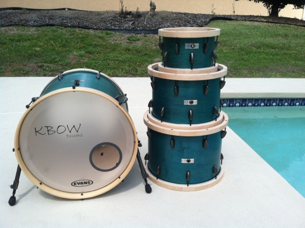 "Featured image for ""Custom Drum Builder Profile: Kevin Bowen"""