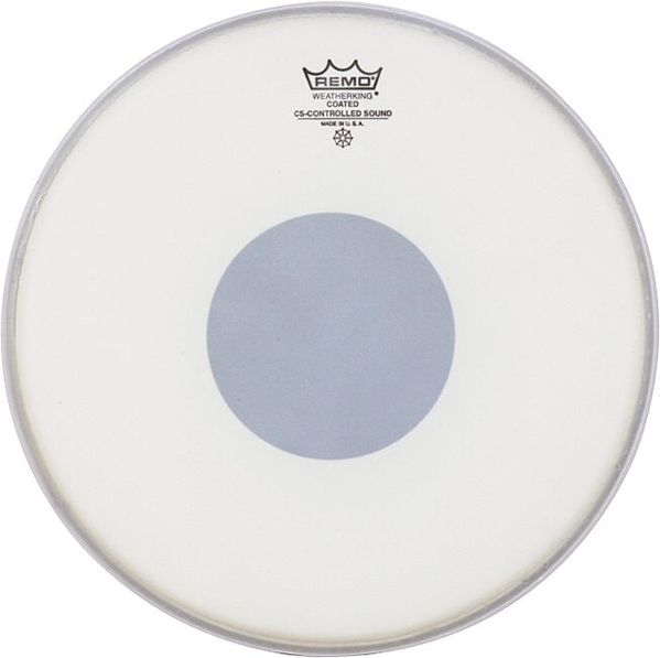 remo controlled sound drum head