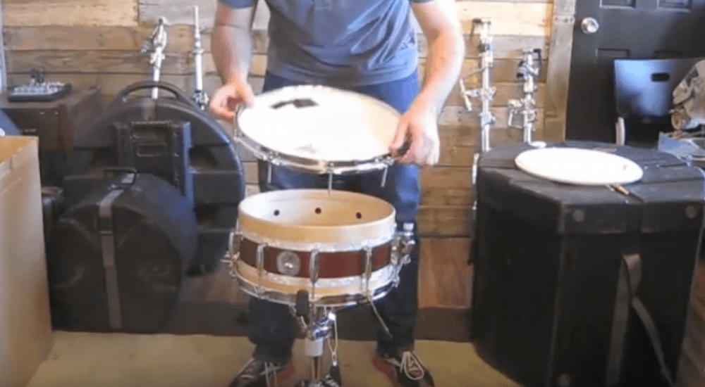 "Featured image for ""The Art of Tuning Drums – How to Tune a Snare Drum – Evans HD"""