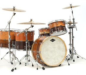 Craviotto Cherry Walnut Kit