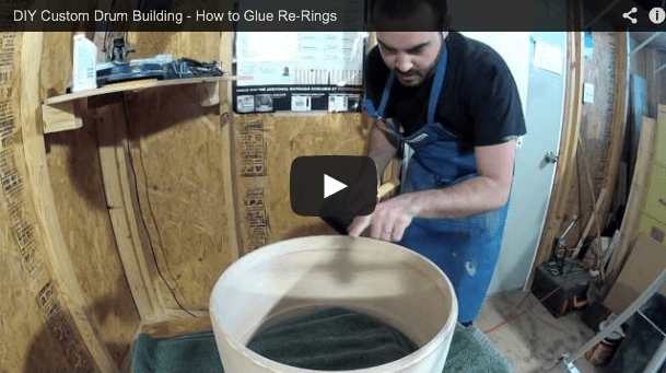 How to Glue Re-rings