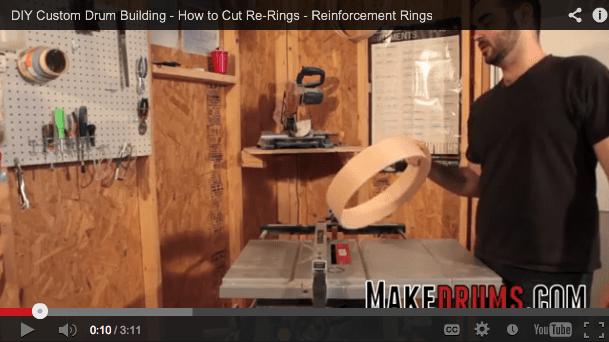 DIY Custom Drum Building Course