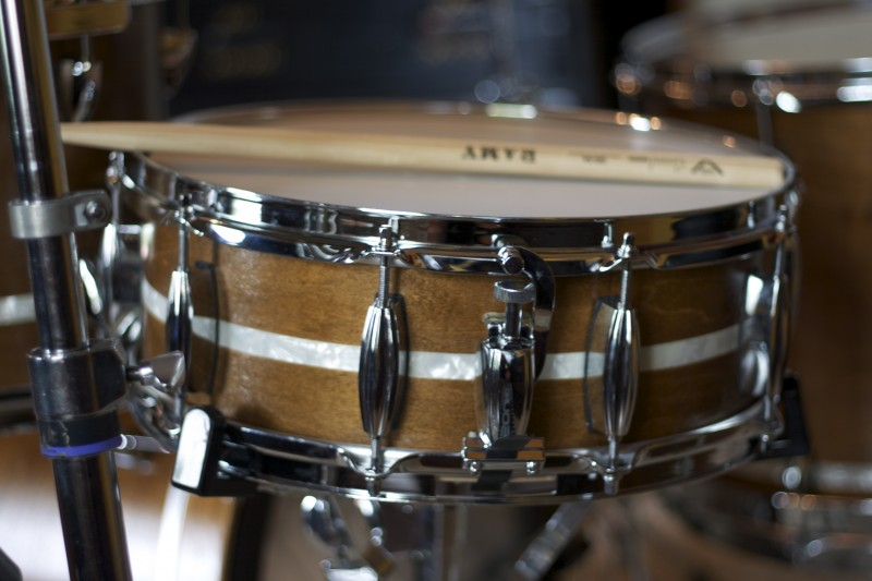 """Featured image for """"How to Refurbish an Old Drum Set – Breathe New Life Into Old Skins"""""""