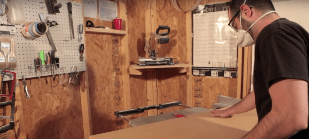 """Featured image for """"VIDEO Tutorial: How to Build a Sanding Table"""""""