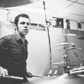 Dusty Saxton Drummer for Granger Smith