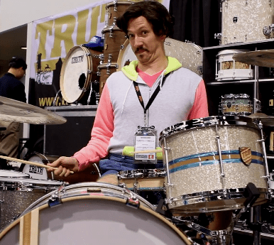 Biernt Reviewing Truth Custom Drums