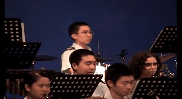 Puking Drummer Fail