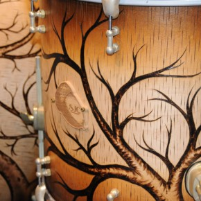 SJC wood burn design