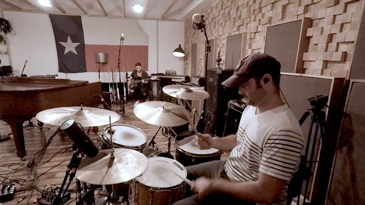 "Featured image for ""How To Record Drums – Behind the Scenes with Philip Ellis"""