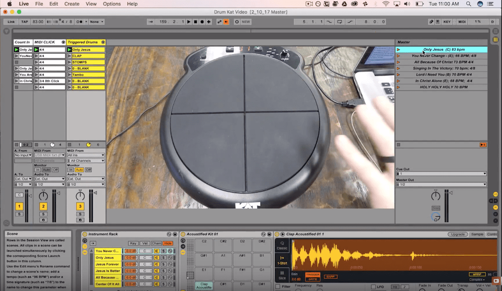 "Featured image for ""How I Integrate Electronic Drum Sounds Into My Drum Playing"""